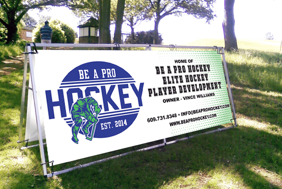 Be A Pro Banner